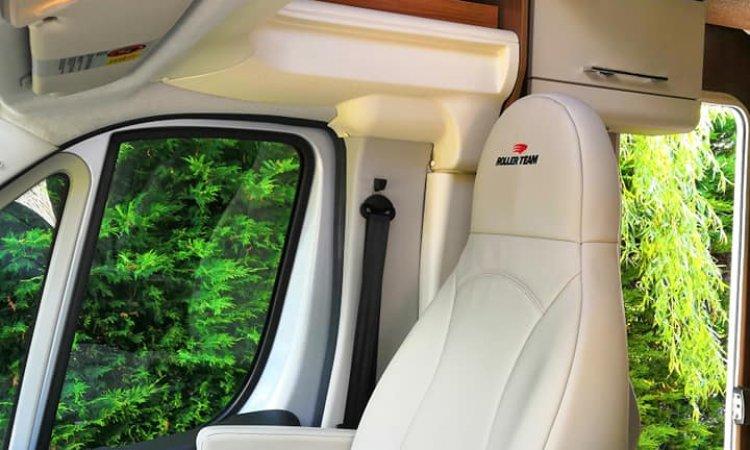 Rénovation complète camping car Lyon